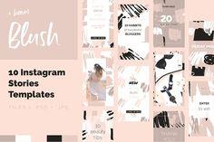 Blush Crush Patterns & Templates - Patterns - 6