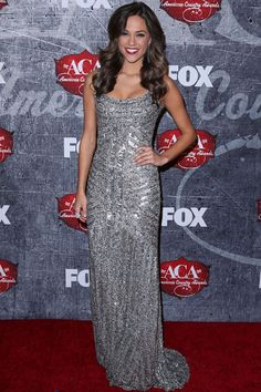 Jana Kramer in THEIA - American Country Awards 2012