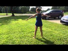 ▶ Across the Floor Exercise - YouTube