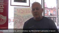 Bénévolat en acte - Mouvement personne d'abord de Québec métropolitain