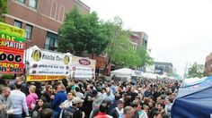 We love Chicago summer festivals, as discussed on @CeceMelinda's #ChiChat today. Here's a list from the Red Eye.