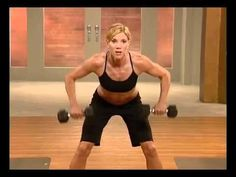 Jackie Warner - Power Circuit Training  4 kg in 10 days - Click image to find more hot Pinterest videos