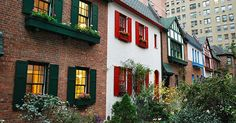 The 9 Most Beautiful Streets in New York City #purewow