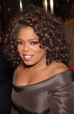 oprah shoulder length haircut - Google Search