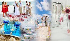 The valuable information of Theme Weddings. Know about Theme Weddings and Theme based weddings. Beach Wedding Makeup, Wedding Makeup For Brown Eyes, Beach Wedding Reception, Wedding Cake Rustic, Hawaii Wedding, Wedding Ceremony, Wedding Event Planner, Wedding Planners, Wedding Function