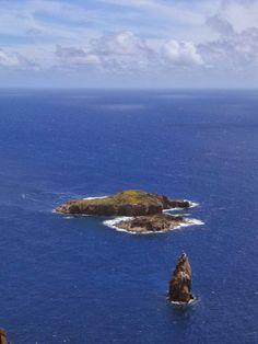 Island of Motu Nui,Tuvalu: