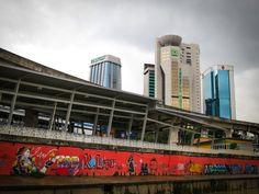 River Graffiti Art - Kuala Lumpur-11