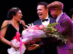 Audra McDonald & the Starry Cast of Shuffle Along Are All Smiles at Their Big Broadway Opening