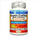 Green Coffee Bean Extract 1300mg Pure Complex - Only Advanced Complex with Raspberry Ketone, Garcinia Cambogia, and Green Tea Extract EGCG. Full Spectrum Ultimate Complex for Weight Loss and Fat Burn. by Vitalabs