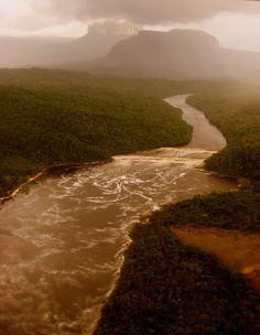 Orinoco River - Venezuela