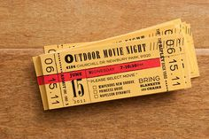 outdoor movie night invite by Sarah Taylor, via Behance Outdoor Movie Party, Movie Night Party, Party Time, Backyard Movie Nights, Outdoor Movie Nights, Movie Night Invitations, Cool Diy Projects, Backyard Projects, Backyard Ideas