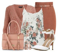"""""""Abigail"""" by callmeadie ❤ liked on Polyvore featuring moda, Dorothy Perkins y BKE"""