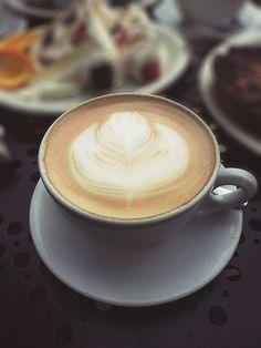 English Tea Latte