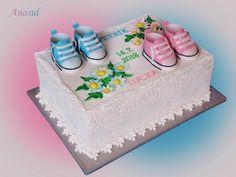 krstinová torta, autorka: anasul Cake, Desserts, Food, Tailgate Desserts, Deserts, Kuchen, Essen, Postres, Meals