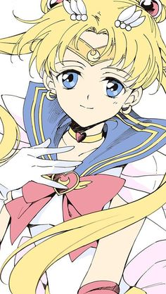 Tsukino Usagi(Sailor Moon)~Bishoujo Senshi Sailor Moon