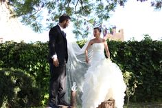 Sesión de fotos de la boda de Isma&Laura *yodeBlancoytudeNegro*