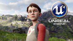 Unreal Engine 4 - Kite Open World Tech Demo (GTX Titan X) [1080p] TRUE-H...