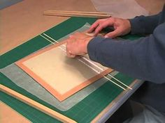 Making Hardback Book Covers - Video Tutorials - i BookBinding