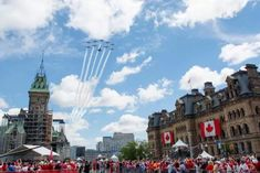 IN PHOTOS: How Canada Day 2019 was celebrated from coast to coast Ottawa Tourism, Canada Day Party, Centennial Park, Ottawa Canada, Canadian Artists, Seattle Skyline, Ontario, Coast, Around The Worlds