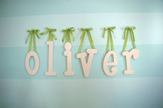 Oliver's Cheerful Monster Nursery - Project Nursery