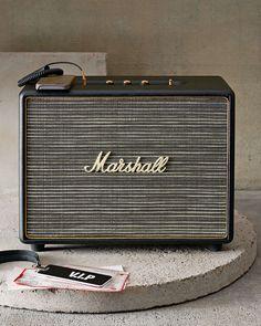 Marshall Woburn Speaker