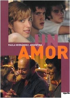 UN AMOR - 2011 LIEBESGESCHICHTE ARGENTINIEN - ORIG. FILMPOSTER A4