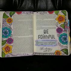 Ruth #bibleartjournal #illustratedfaith #altenew