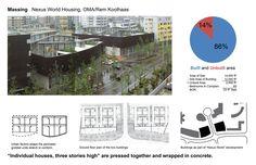 https://flic.kr/p/4mDHFs | 842 - Precedent Research - Nexus Housing (OMA) Page 01