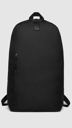 Gymshark LA Mont Backpack - Black. Athletic ClothesAthletic OutfitsGym  AccessoriesGym FitnessBlack BackpackGym BagGym WorkoutsShoulder Strap Monochrome c551655b88175