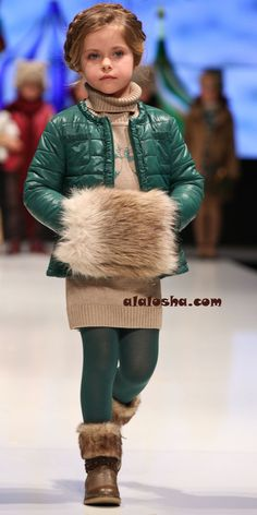 ALALOSHA: VOGUE ENFANTS: Bimbalina AW2013 FIMI FASHION SHOW