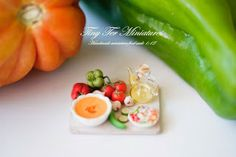 Tiny Ter Miniatures: Gazpacho