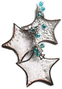 Stained Glass Stars #StainedGlassChristmas
