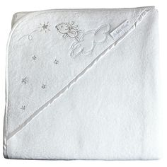 Wish Upon A Star Hooded Towel by Bubba Blue