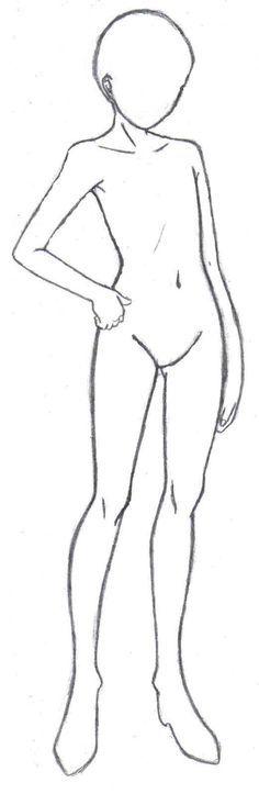 Body Frame 1 by Beta-Type-Jakuri on DeviantArt