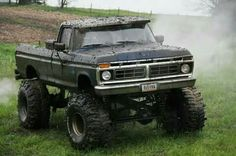 77 Ford 4x4