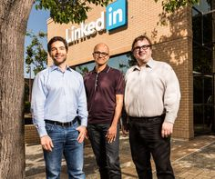 #Microsoft to acquire #LinkedIn http://news.microsoft.com/2016/06/13/microsoft-to-acquire-linkedin/#sm.0001tjw6m010q1dhgyh1gsii5c028