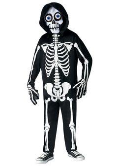 11f1739aad26 Fright Light Skeleton Costume