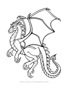 Chinese Dragon Coloring Pages - AZ Coloring Pages