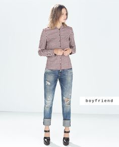 Roseira Parra: ¡Que vivan los jeans!