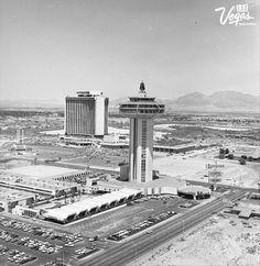 The Landmark Hotel and International Hotel Las #Vegas-old school