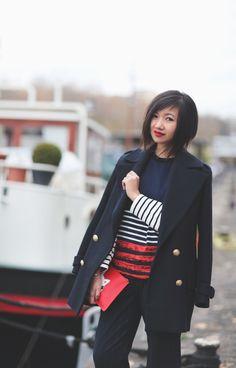 Marin tricolore | Le monde de Tokyobanhbao: Blog Mode gourmand