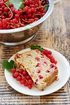 Vegan Orange Red Currant Poppy-Seed Bread