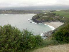 Imágenes del Cabo San Agustín en Coaña (Asturias)