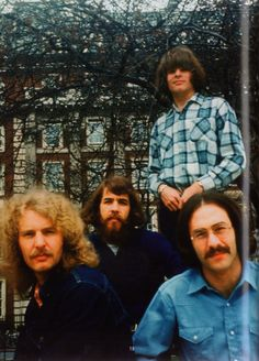 Creedence Clearwater Revival #forthosewholiketorock #classicrock