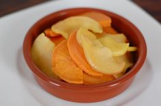 Recipe: Sweet Potatoes and Apples healthy-eats