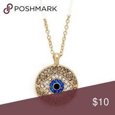 Evil eye necklace Brand new 3 left Jewelry Necklaces