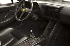 Ferrari Testarossa Driven By Michael Jackson