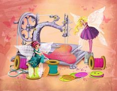 Sewing Art, Love Sewing, Sewing Crafts, Laura Lee, Sewing Clipart, Sewing Room Decor, Sewing Spaces, Decoupage Vintage, Vintage Sewing Machines