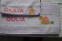 Set asilo Giulia con tartaruga