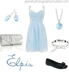 Greek Mythology Fashion: Photo